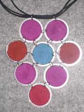 Diskett-smycke