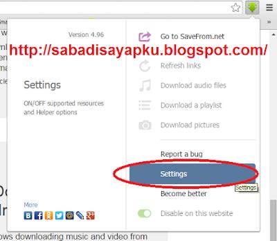 Cara Paling Gampang Download Video Streaming