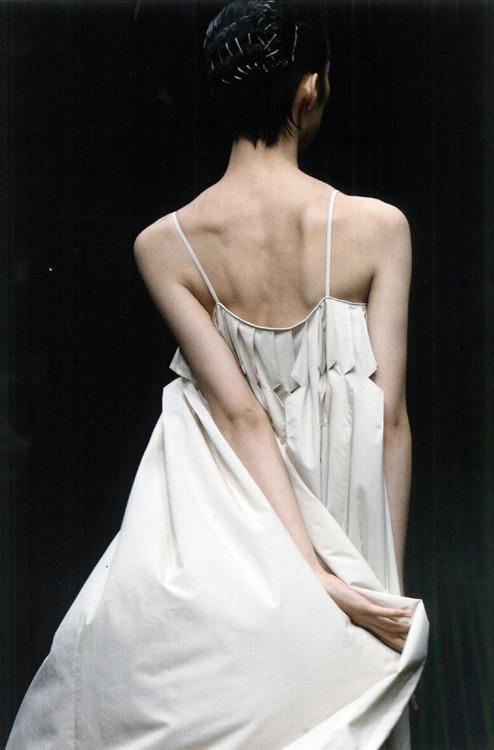 Long vest maxi dress for ladies