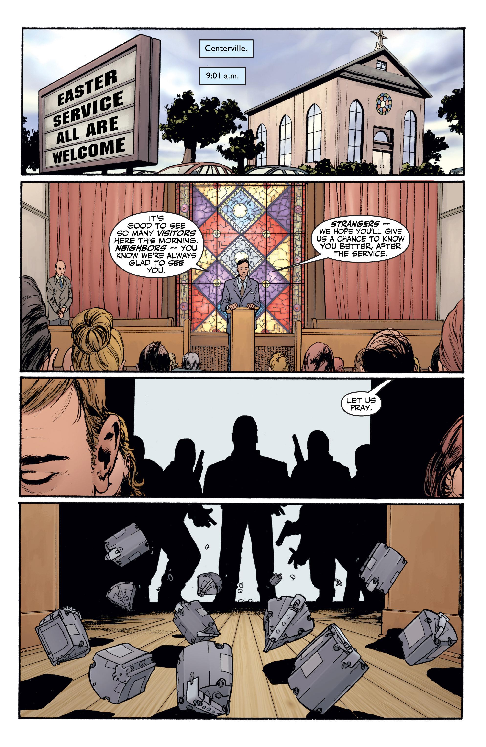 Captain America (2002) Issue #2 #3 - English 4