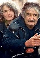 José Mujica & Lucía Topolansky.