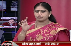 Sathiyam Sathiyame: Assembly's announcements and regular walk outs