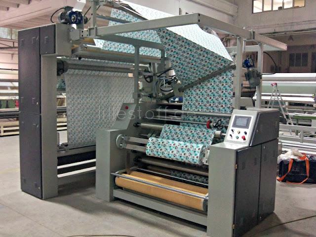 lillestoff Doubliermaschine
