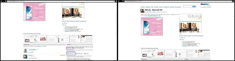 How To Use Blogskin.
