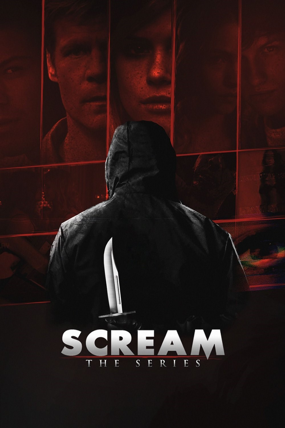 poster, scream, 2015, tv series, tv show, horror, thriller, mystery, crime, best series 2015, micaela ramos, wanderlust,