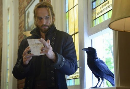 Sleepy Hollow S02E05. The Weeping Lady