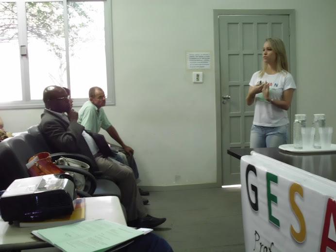 Camila Marques: DHAA, Soberania e SAN