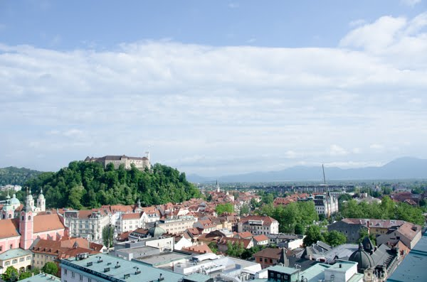 Stephs Travels Ljubljana Slovenia - Where is slovenia