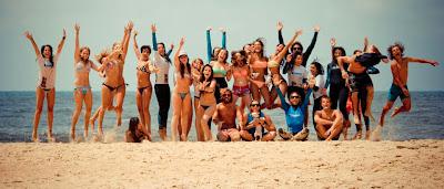 Belgische en Nederlandse surfkampen in het buitenland