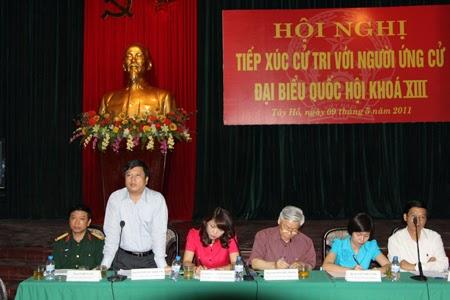 Cục u bướu di căn ở Hà Nội từ đời Bí thư Nguyễn Phú Trọng