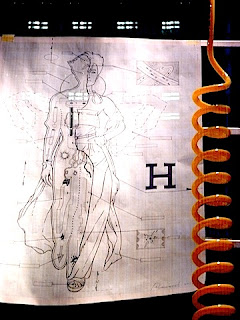 2人組のアート・デュオ「パラモデル」作品。