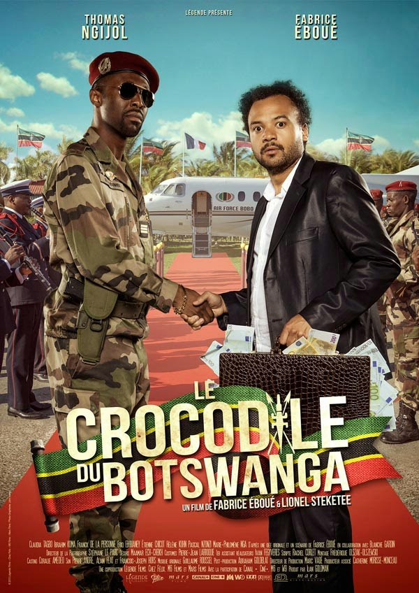 Regarder Le Crocodile du Botswanga en streaming - Film Streaming