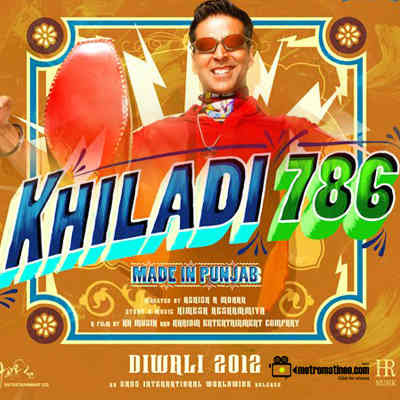 Khiladi 786 Movie Mp3 Songs Free Download ~ Telugu | Hindi | Songs