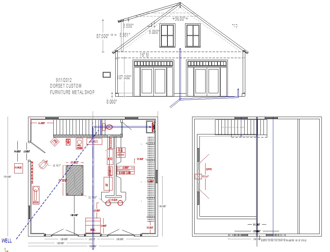 shop building plans 100 woodshop floor plan integrated