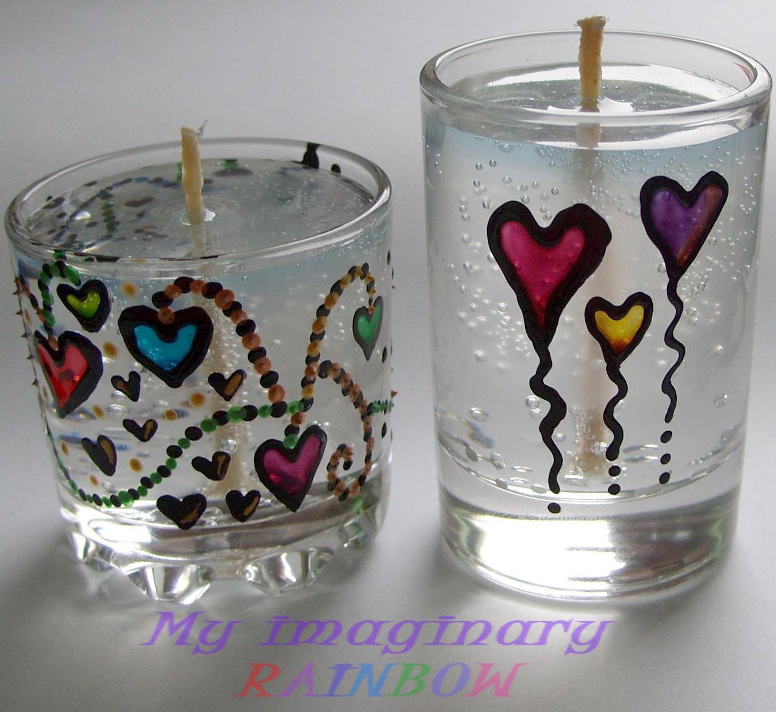 Как сделать гелевые свечи своими руками- 11 простых 82