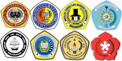 Alamat Universitas dan Sekolah Tinggi di Banjarmasin