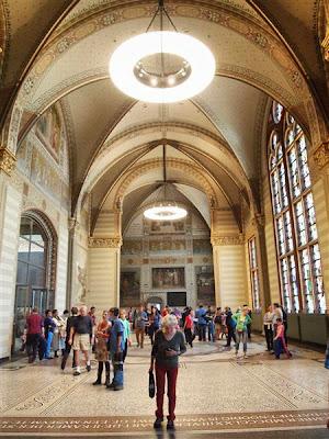 Gran sala del Rijksmuseum