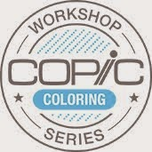 Copic Coloring Workshop Series 2014