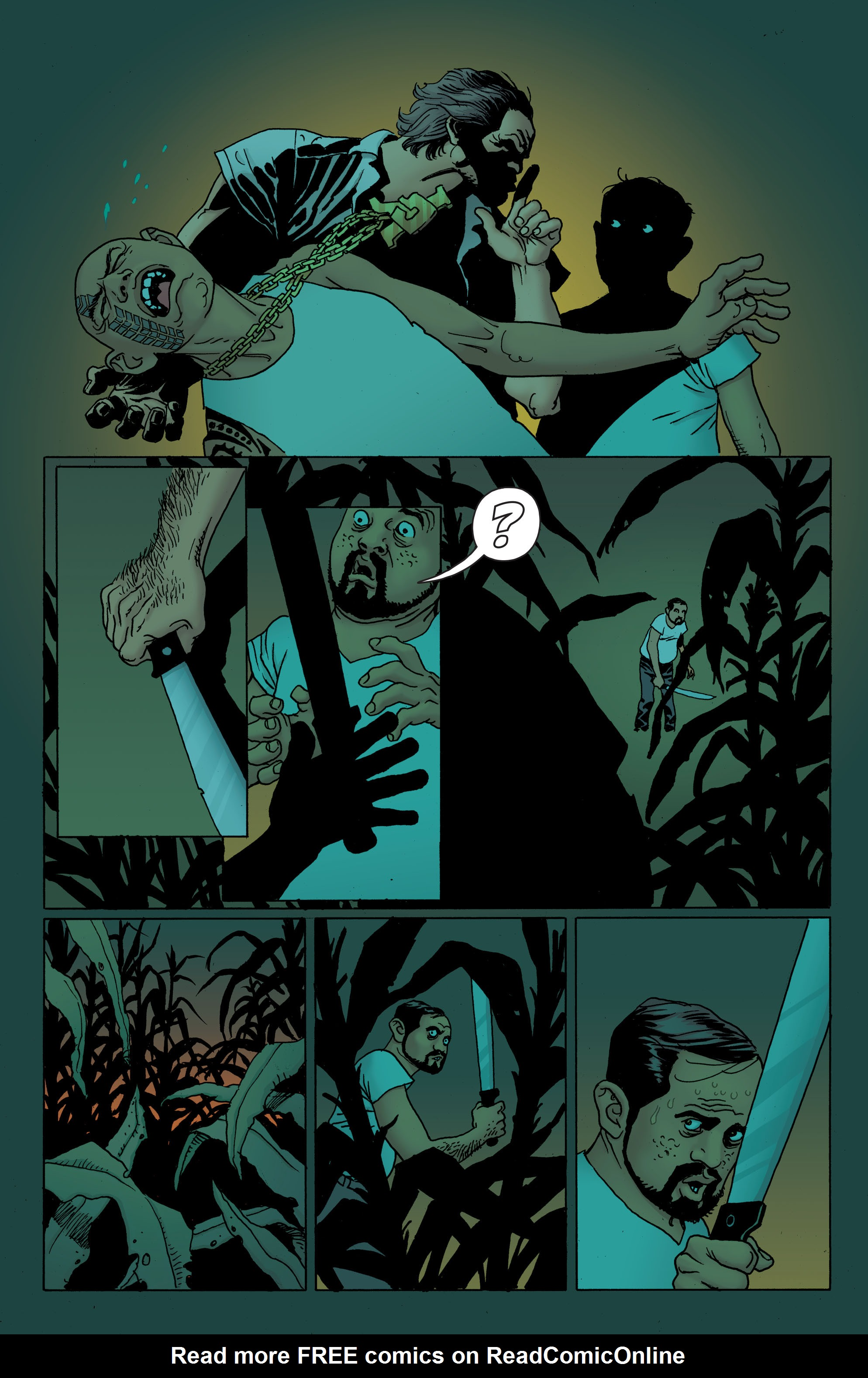 100 Bullets: Brother Lono Full Page 76