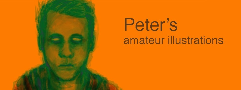 peter's amateur illustrations