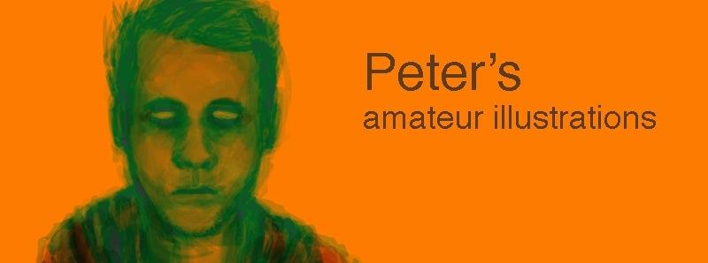 peter's amateur illustrations