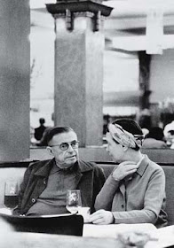Sartre y el Castor