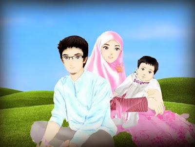 Keluarga islami - desainkawanimut
