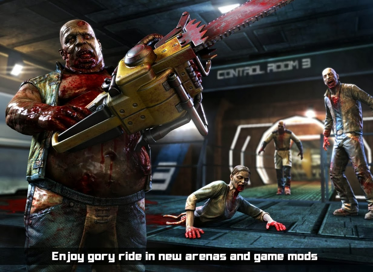 Dead Effect Android Game Download,SCI-FI