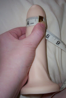 Tantus O2 Mark circumference