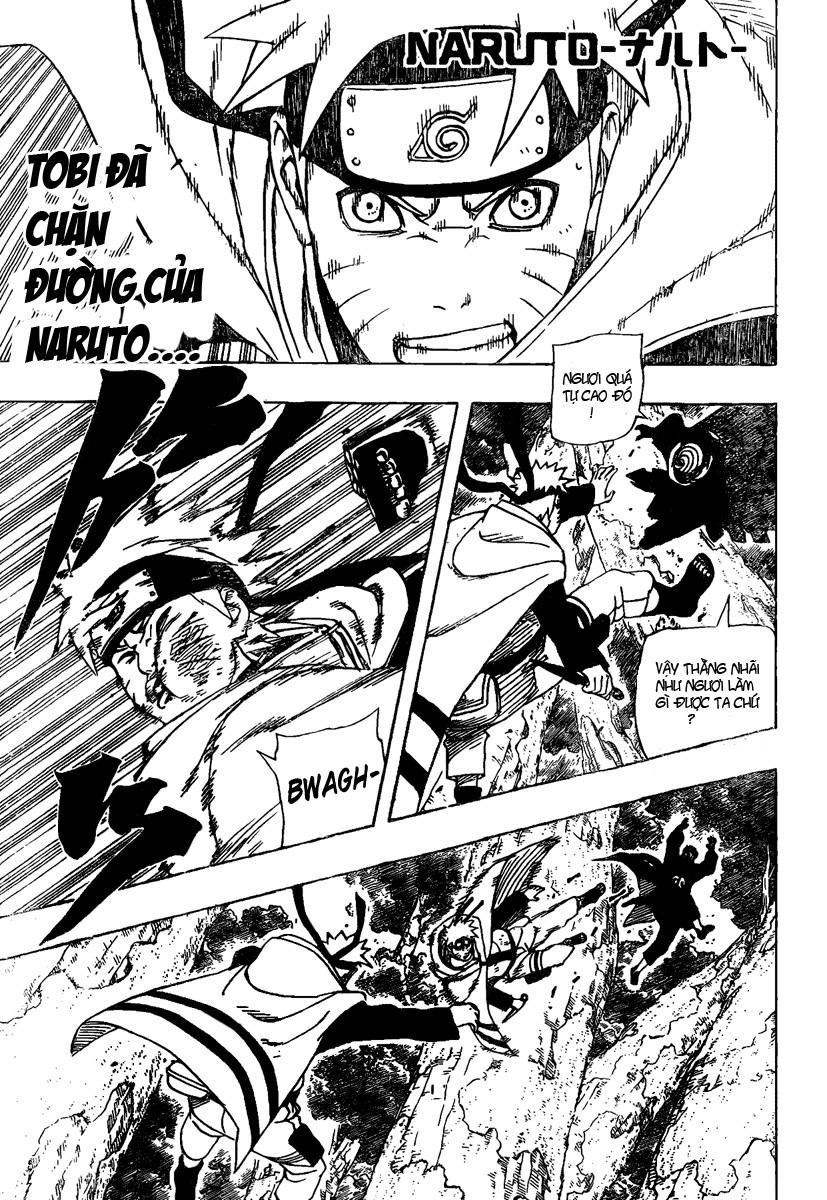 Naruto chap 383 Trang 1 - Mangak.info