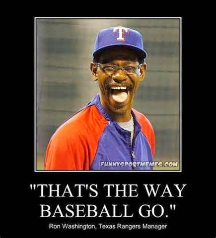 That's The Way Baseball Go