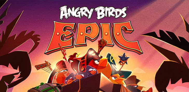 Download Angry Birds Epic Apk