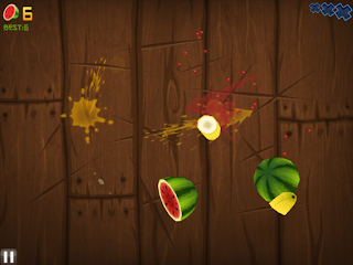 Games Pc Preactivated : Fruit Ninja HD 2013