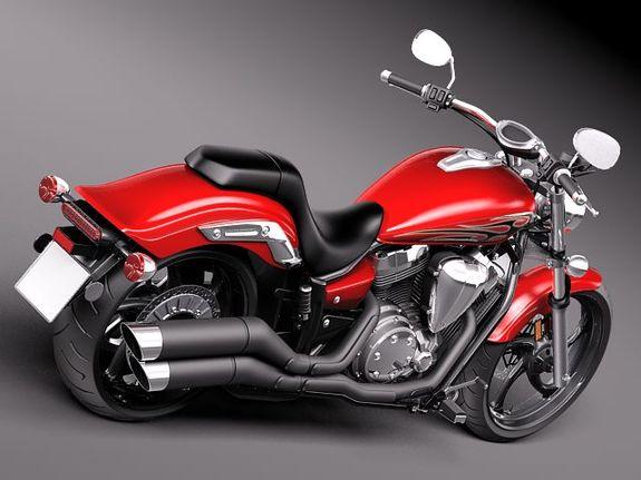 World Motorcycle Wallpapers 2012 Yamaha Stryker