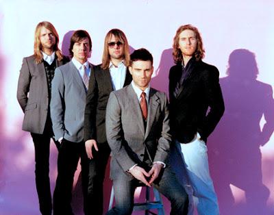 Maroon 5 em Fortaleza 2012