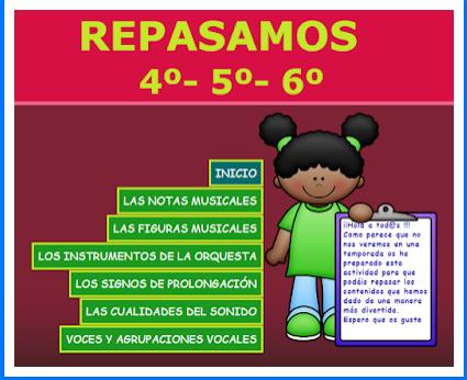 REPASO 5º