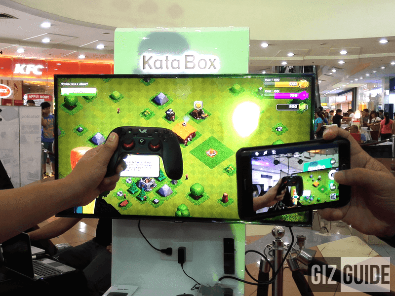 Kata Box Officially Launched Priced At 2,999 Pesos! Revolutionize Your TV Experience Without Breaking The Bank!