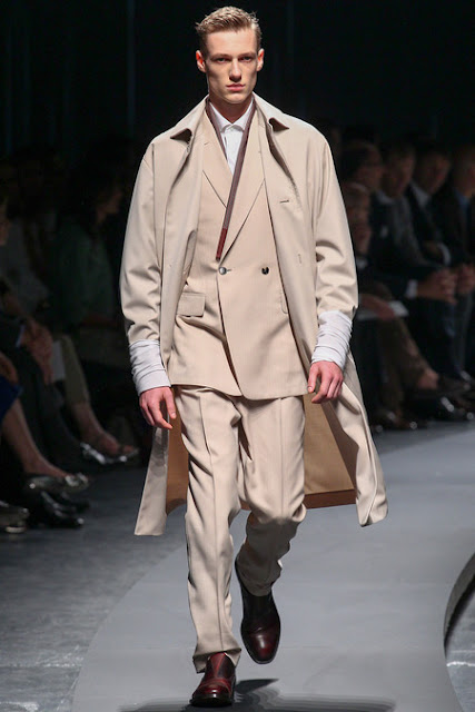 Ermenegildo Zegna SS14, Milan Fashion Week
