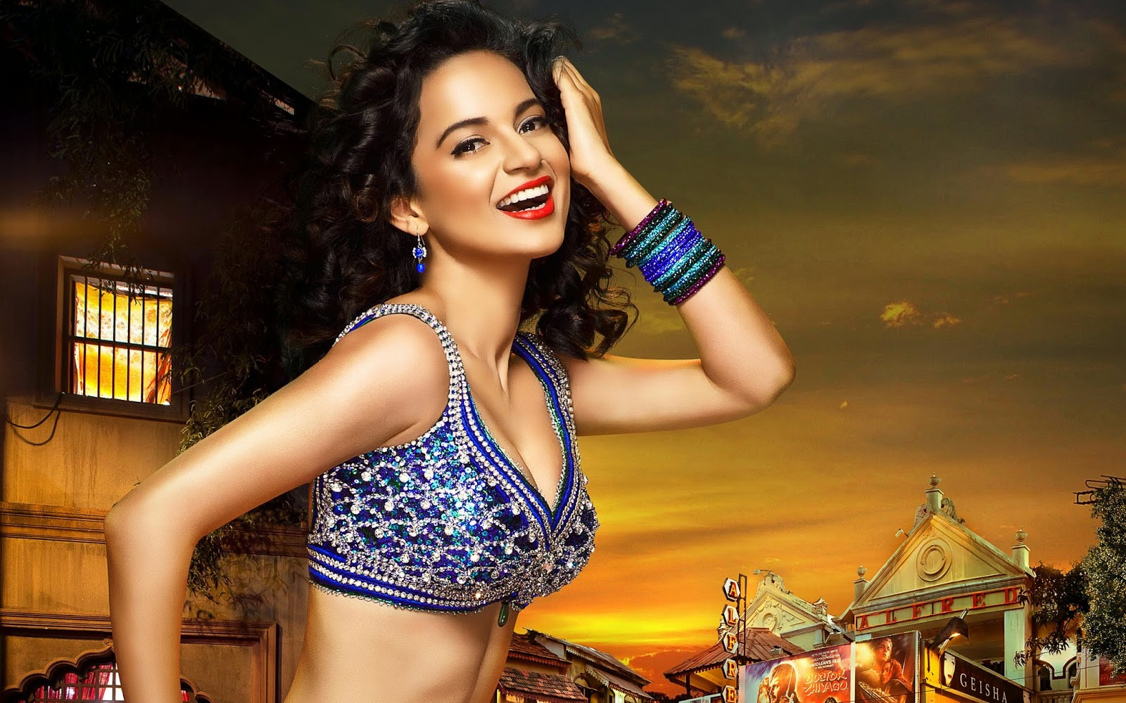 Kangana ranaut in rajjo movie free nice wallpaper