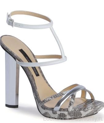14 grey Босоніжки: прикраса для жіночих ніжок