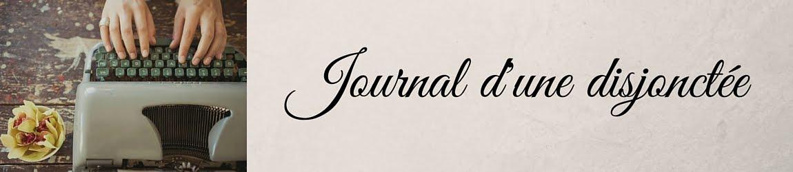 Journal d'une disjonctée