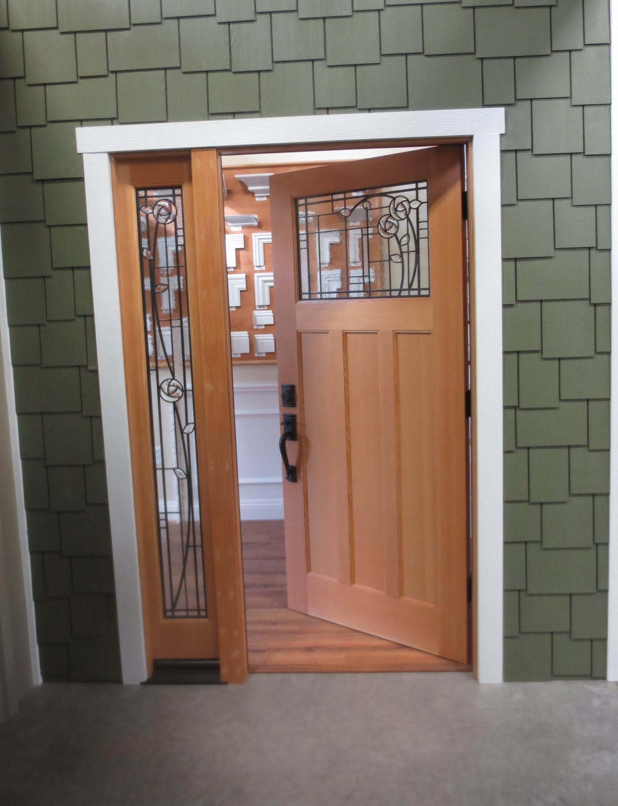 Home Entrance Door House Exterior Doors