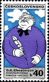 GKC stamp