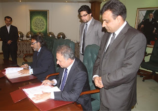 Wireless Local Loop Business Promotion Agreement between Pakistan Telecommunication Company Ltd & ADG LDI (Pvt) Ltd