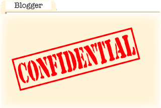 Blogger Confidential