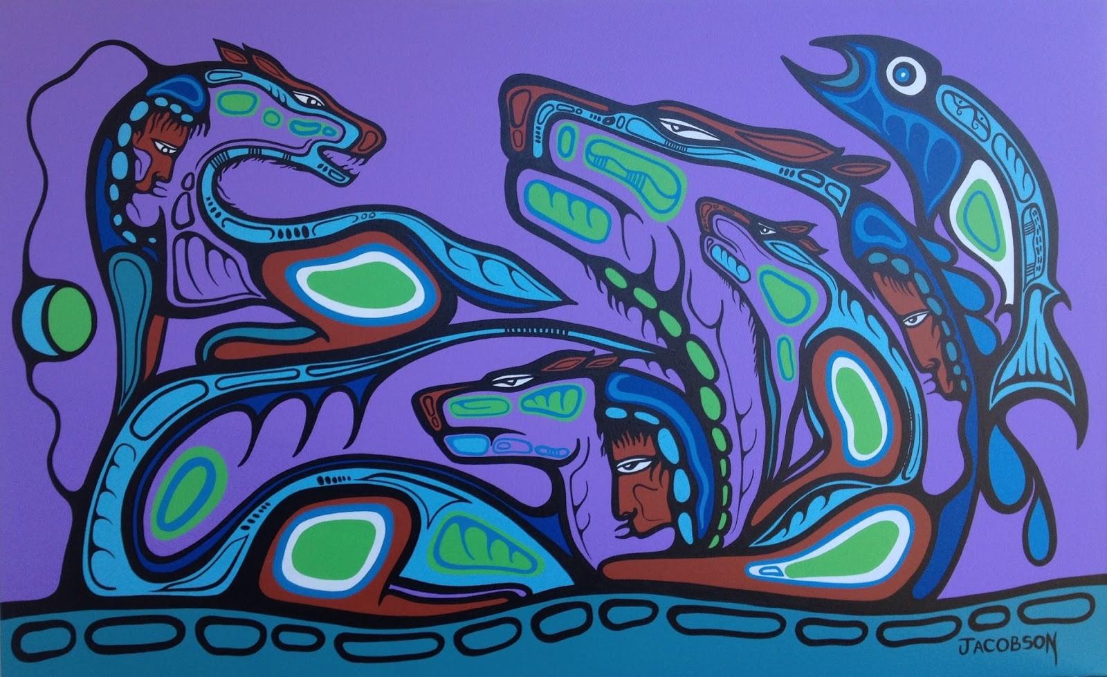 Mark Anthony Jacobson Art
