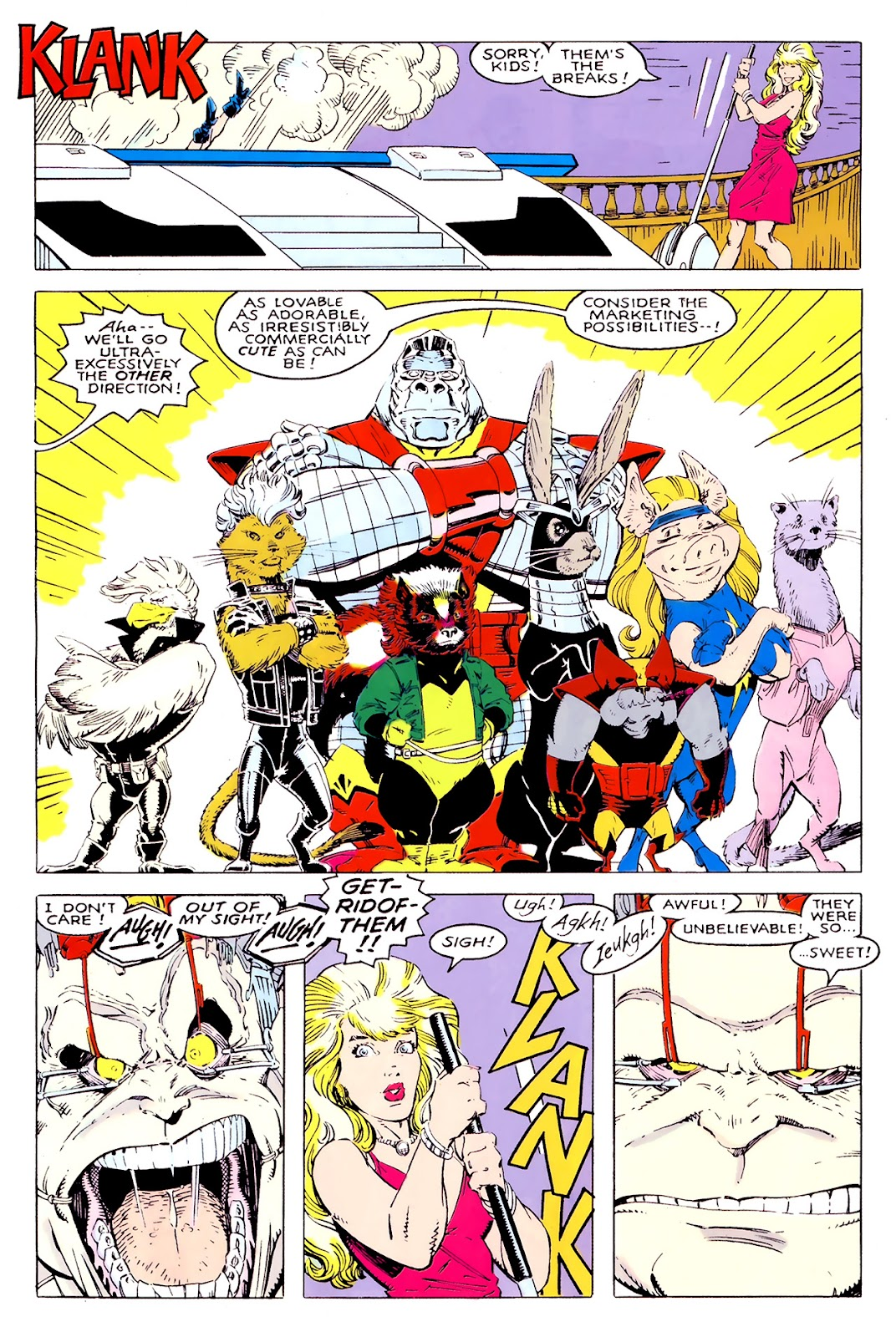 Read online X-Babies comic -  Issue #1 - 33