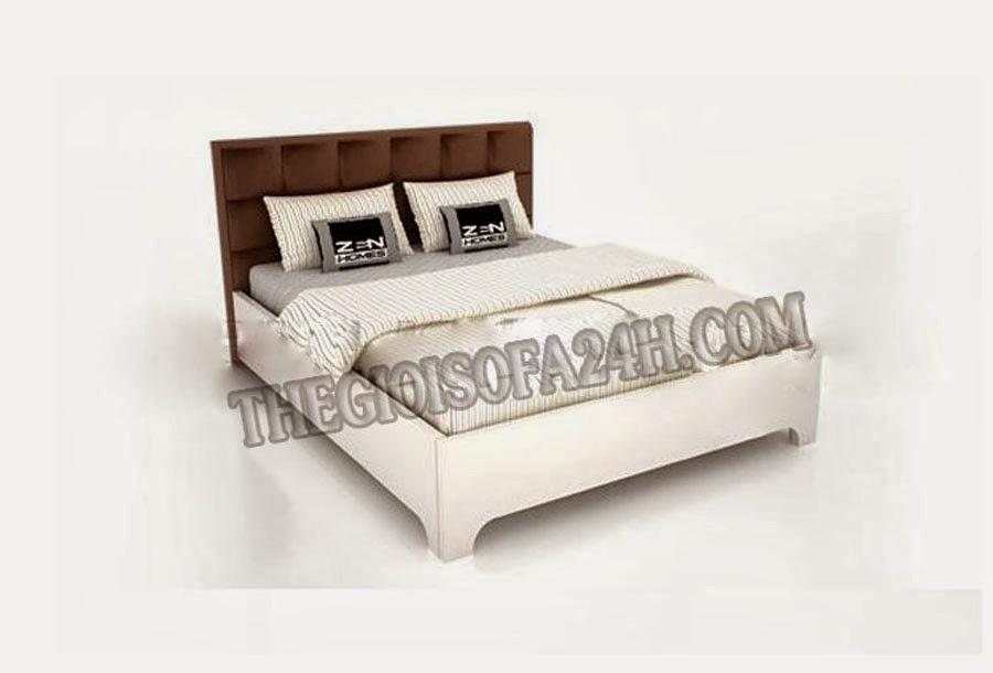 Giường ngủ GN028