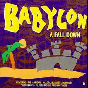 BABYLON A FALL DOWN LP TROJAN
