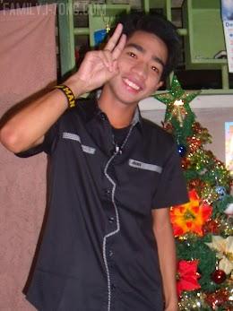 Rodylyn Itong, Christmas 2012